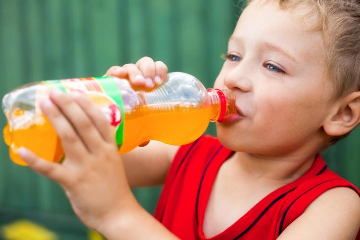 Фото №1 - Газированные напитки вызывают агрессию у детей
