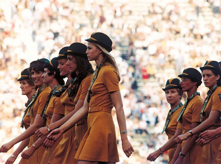 Фото №11 - 10 самых удачных примеров олимпийской формы из истории летних Олимпиад