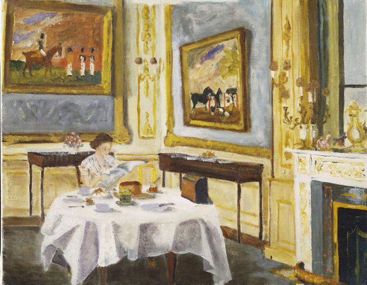 Фото №2 - Почему королева Елизавета II всегда завтракает дважды?