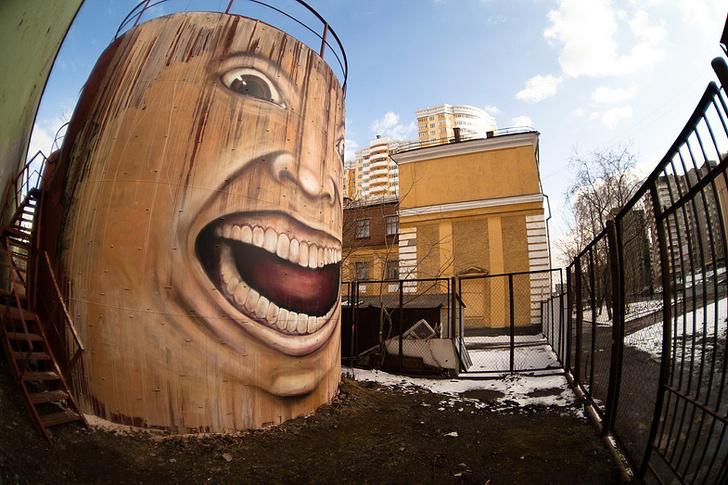 """Фестиваль """"Стенограффия"""" в Екатеринбурге, фото"""
