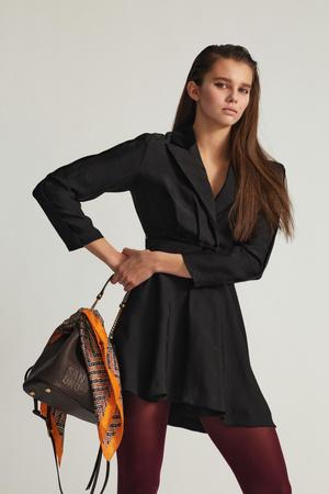 Фото №2 - Офисный стиль по-французски: деловой гардероб от Sandro