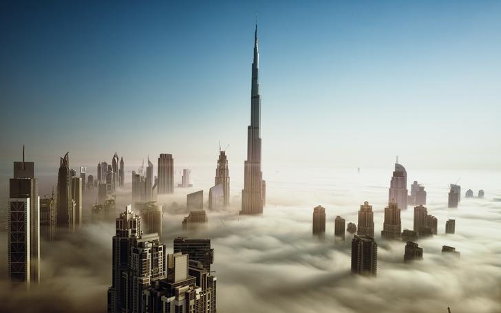 Фото №1 - Какое здание самое высокое в мире?