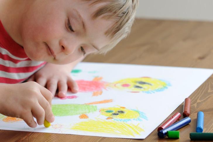 дети с особенностями развития