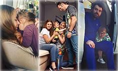 «Инстаграм» дня: звезды отмечают День защиты детей
