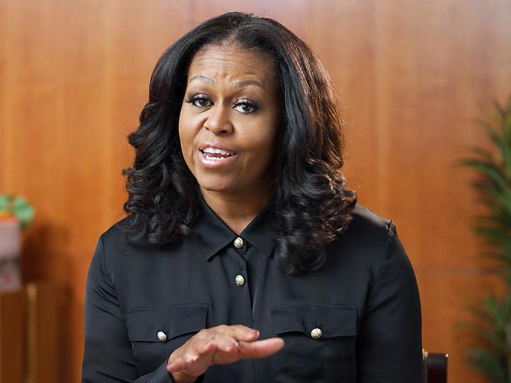 Фото №1 - «Не удивлена»: Мишель Обама прокомментировала заявление герцогини Меган о расизме