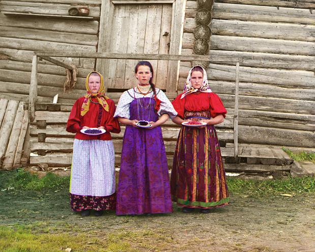 Фото №1 - 12 цветных фотографий царской России