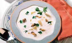 Суп с мидиями