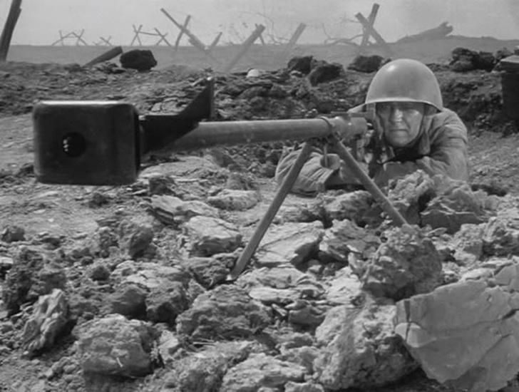 Фото №1 - Что советское противотанковое ружье могло пробить