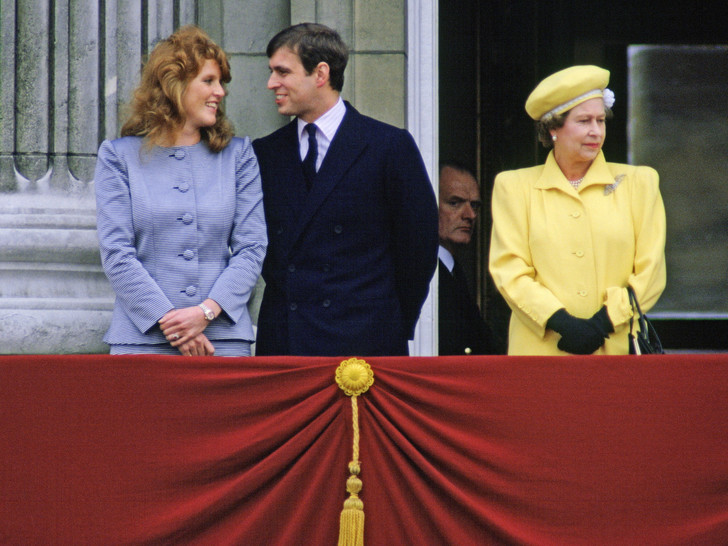 Фото №2 - Интересный поворот: зачем Сара Фергюсон решила подружиться с «любимой невесткой Королевы»