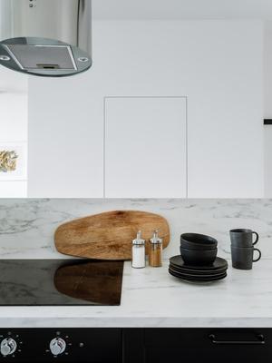 Фото №6 - Интерьер месяца: уютная квартира 35,7 м² в скандинавском стиле