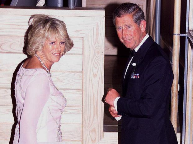 Фото №1 - Любовный код: как Чарльз и Камилла называли друг друга во время тайного романа