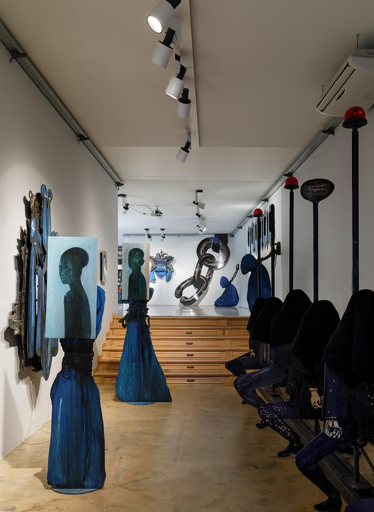 Фото №5 - Персональная выставка Шишкина-Хокусая в Marina Gisich Gallery