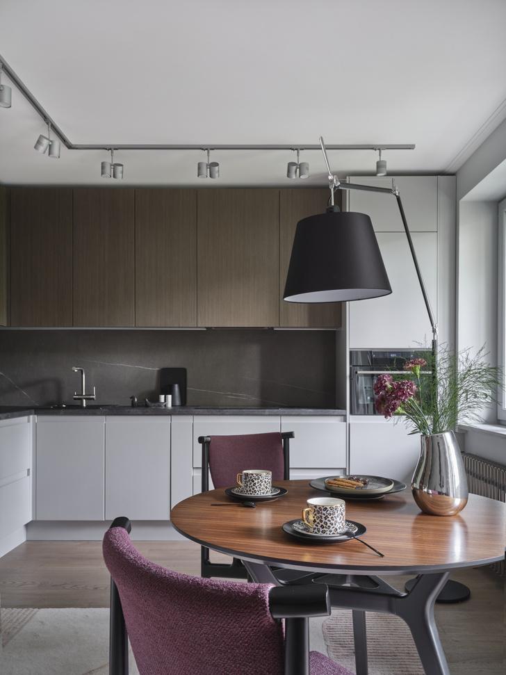 Фото №4 - Уютная маленькая квартира 34 м² в доме 1960-х годов в Москве