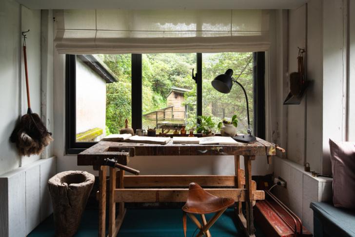Фото №4 - Shu Shu House: уединенный гестхаус в горах Тайваня