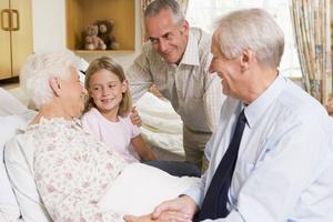Фото №1 - Крепкая семья побеждает рак