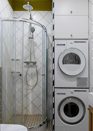 Фото №18 - Необычная яркая квартира 78 м² в центре Петербурга