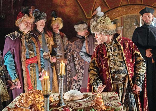 Фото №5 - Сериал «Годунов»: что будет во второй части саги