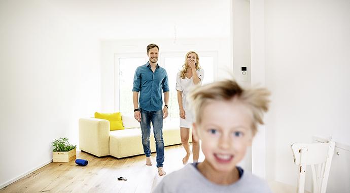 Мама, папа, я — контрактная семья