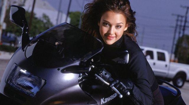 Фото №5 - Как научиться ездить на мотоцикле девушке