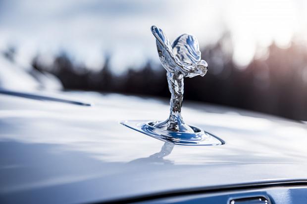 Фото №1 - Дух экстаза: легендарному символу Rolls-Royce Motor Cars исполняется 110 лет