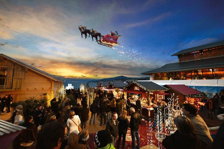 Фото №2 - Самые красивые рождественские ярмарки в Европе: 15 городов
