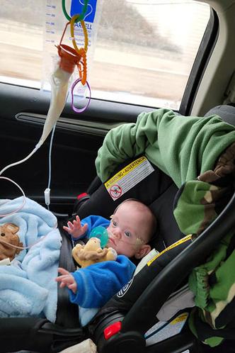Фото №6 - Как сейчас выглядит самый недоношенный в мире ребенок, рожденный с весом 337 г