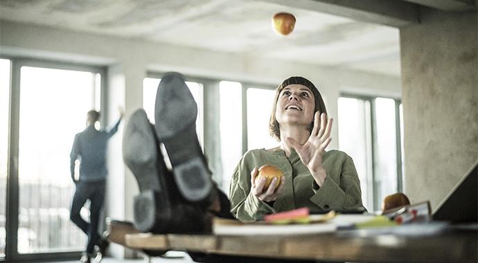 «Работа должна приносить удовольствие»: так ли это?