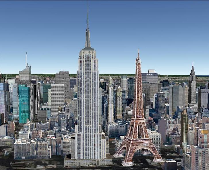 Фото №5 - 19 монументальных фактов об Эйфелевой башне