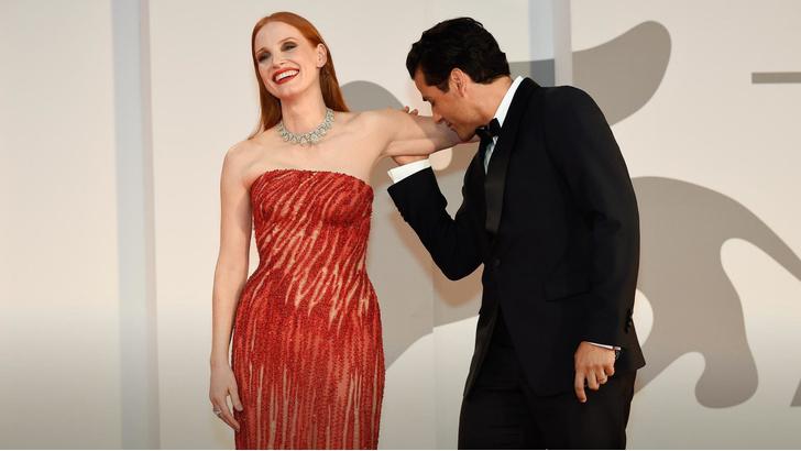 Фото №5 - Итоги, звезды и открытия 78-го Венецианского кинофестиваля