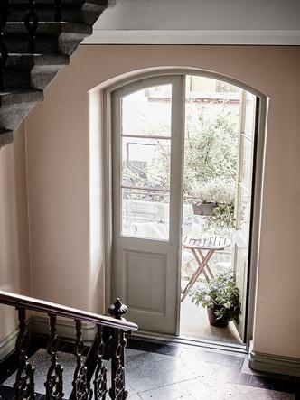 Фото №18 - Уютная скандинавская квартира с микро-спальней в Гетеборге