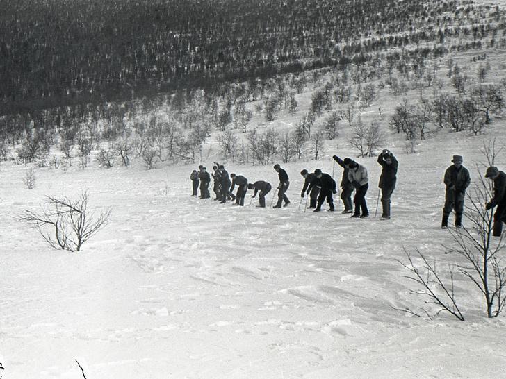 Фото №12 - Тайна перевала Дятлова: что на самом деле случилось с погибшими туристами