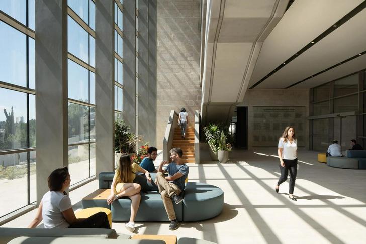 Фото №4 - Центр исследования мозга в Израиле по проекту Foster + Partners