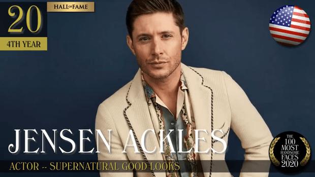Фото №18 - Международный рейтинг: 100 самых красивых мужских лиц 2020 года