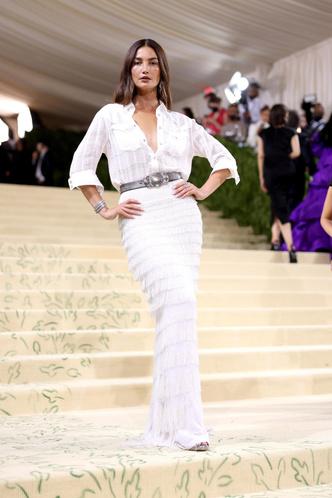 Фото №48 - Met Gala 2021: все модные образы бала Института костюма