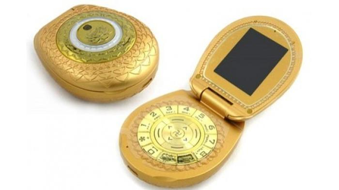 Фото №3 - Самые странные телефоны из прошлого, которые на фоне современных смартфонов выглядят внезапно футуристично