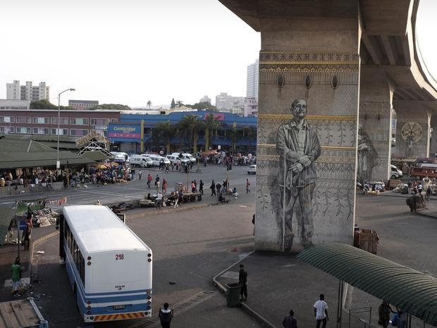 Фото №3 - Faith XLVII: «Искусство— ключ к пониманию того, что происходит с обществом»