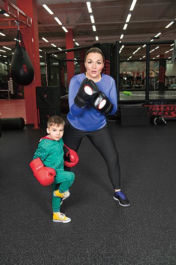Фото №4 - Надежда Ангарская: «Я весила под 130 килограммов»