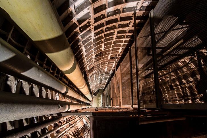 Фото №4 - 6 фактов о Метро-2— системе тайных тоннелей под Москвой