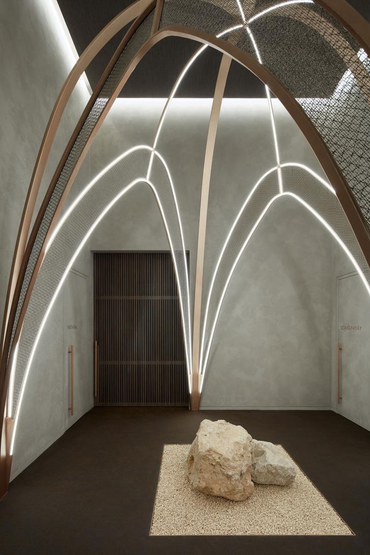 Фото №3 - Традиции Востока: спа-центр Sensasia в Дубае