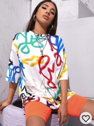 Фото №3 - Как сделать граффити на одежде как у ребят из Dream Team House
