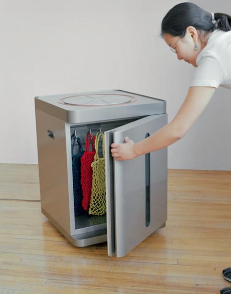 Фото №2 - Кастрюля на солнечных батарейках, холодильник-плита и другая техника будущего
