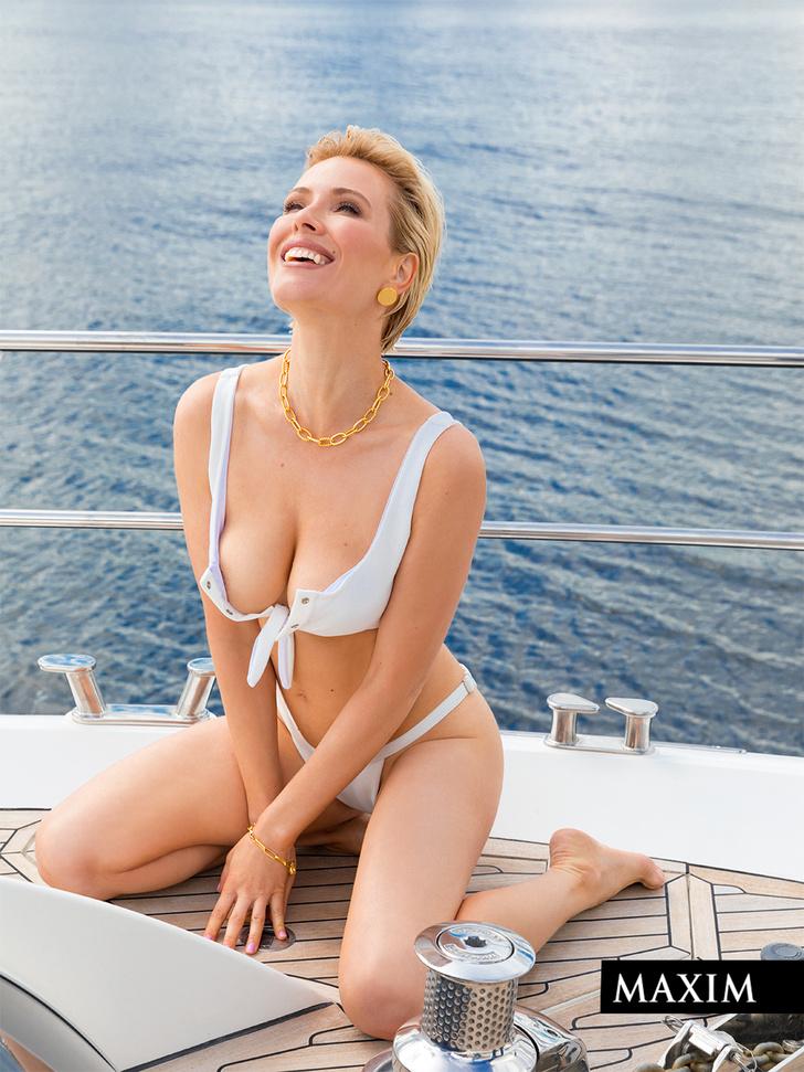 Фото №5 - Актриса Виктория Маслова: эксклюзивные фото со съемки в MAXIM, не вошедшие в журнал