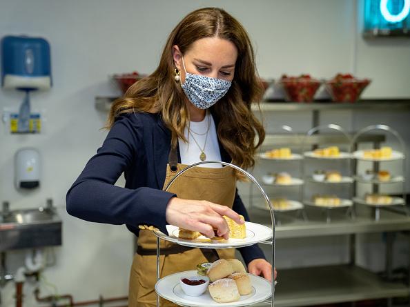 Фото №2 - Почему Кейт Миддлтон не ест рис, пасту и картофель?