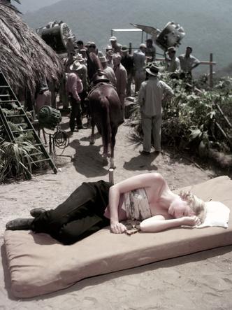 Фото №17 - Княгиня, актриса, дива: образы Грейс Келли, которые вошли в историю
