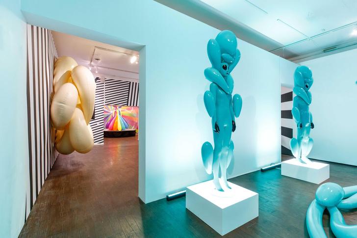 Фото №2 - Исследование телесности и любви на выставке Саши Фроловой в ММОМА