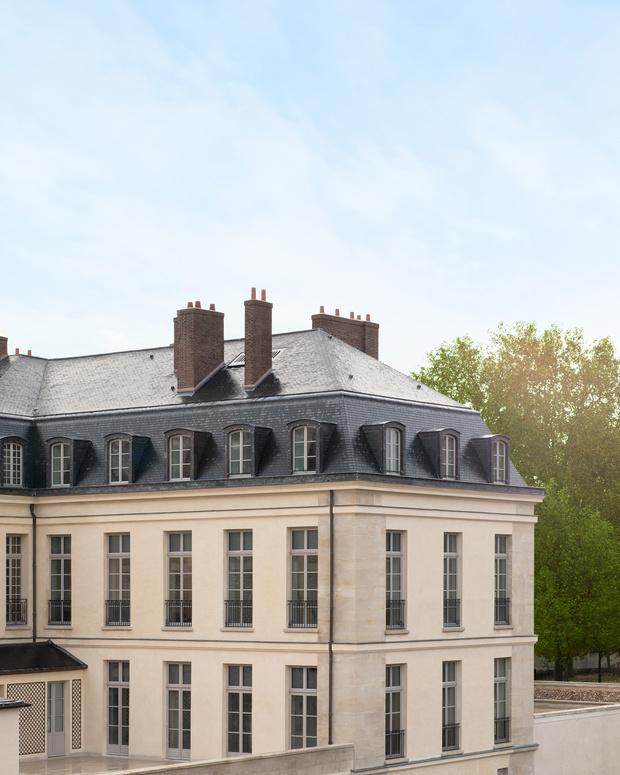 Фото №2 - Breaking News: на территории Версаля открывается отель