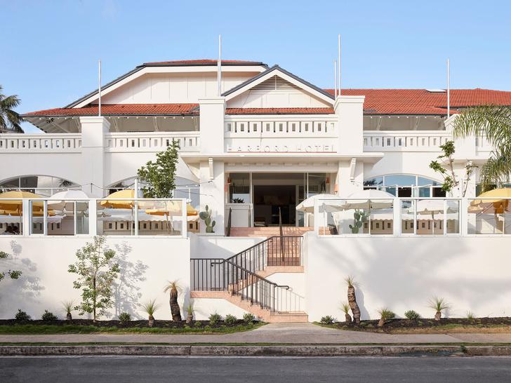 Фото №1 - Ресторан с отсылками к ар-деко в Сиднее