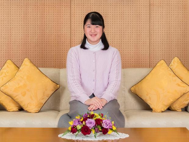 Фото №1 - Единственная дочь императора Японии: 5 любопытных фактов о принцессе Айко