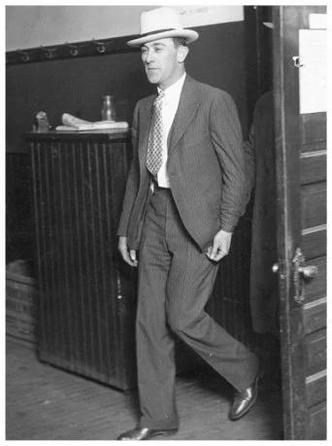 Фото №4 - Ледоруб Вилли и другие самые необычные прозвища знаменитых гангстеров