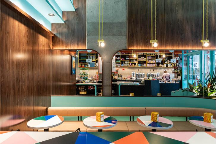 Фото №7 - Кофе-бар с расслабленной итальянской атмосферой в Монреале